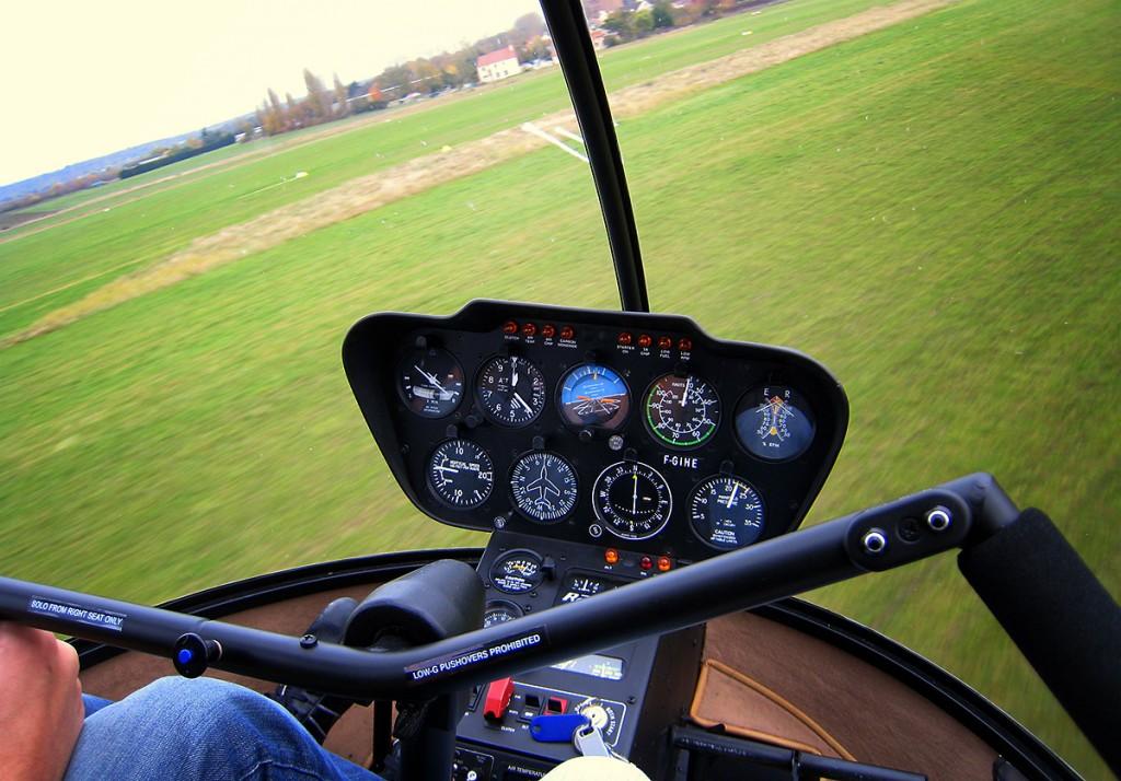 Faites-vous plaisir, venez piloter un hélico!